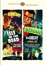 Isle of the Dead / Bedlam [New DVD] Manufactured On Demand