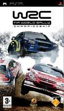 WRC FIA World Rally Championship Sony PSP Game