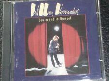 WILLEM VERMANDERE - EEN AVOND IN BRUSSEL (1990) Mijn land, Requiem, Klein ventje