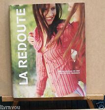 ▬► Catalogue LA REDOUTE Printemps Eté 2003  Mode Vintage Fashion