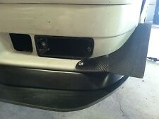 E36 BMW Motorsport M3 Carbon Fiber brake cooling ducts