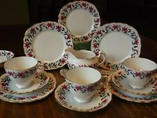 Vintage 1960s,Bone China part tea set .