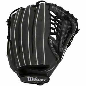 Wilson Onyx Laced Post Web Fastpitch Softball Glove 12.75 Inches LHT