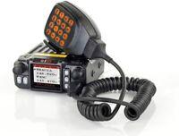BTECH UV-25X4 25 Watt Tri-Band Base, Mobile Radio: 136-174mhz VHF 220-230mhz UHF