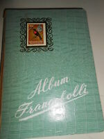stamps FRANCOBOLLI album bechbanaland protectorate
