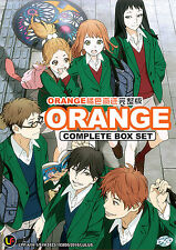 Anime DVD: Orange (Vol 1-13 End)_Good English Sub_All Region_FREE SHIPPING