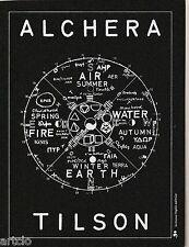 Alchera  1970-1976  -   Joe Tilson - la nuova foglio editrice