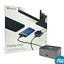 Microsoft Display Dock (HD-500) Grey for Windows 950 / 950 XL with Continuum