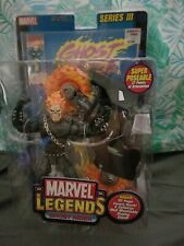Marvel Legends Series 3: Ghost Rider (Toybiz, 2003) NIP! SEALED NEVER OPENED