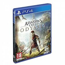 """Juego Sony PS4 """"assassins Creed Oddysey"""""""