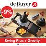 de Buyer - La Mandoline Swing Plus + Gravity