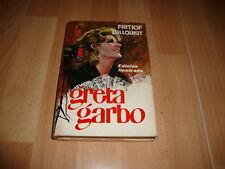 GRETA GARBO UNA BIOGRAFIA DE FRITIOF BILLQUIST LIBRO PRIMERA EDICION DE AÑO 1962