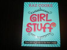 Kaz Cooke Girl Stuff VGC