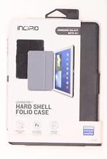 New Incipio OEM Samsung Galaxy Note 10.1 Lexington Folio Case w Kickstand Black