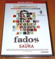 FADOS Carlos Saura - Edición especial 2 Dvd - Precintada