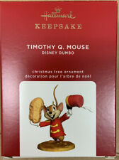 Hallmark Timothy Q Mouse Disney Dumbo Limited Edition Keepsake Ornament 2020