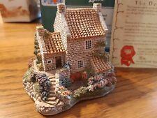 Lilliput Lane Runswick House with Box & Deed #415 New In Box 1990 perfect
