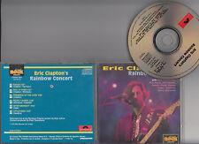 CD ERIC CLAPTON RAINBOW CONCERT