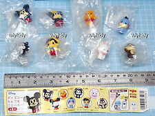 Disney Character Mix Mini Figure On Pencil Top, 8pcs - Yujin Capsule Toy  , h#3
