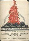 Caracciolo Bligny, Ardre, Chemin des Dames - Commentari della Vittoria 1928 WWI