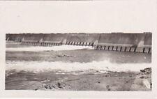 RP: ASSOUAN , Egypt , 1928 ; Dam