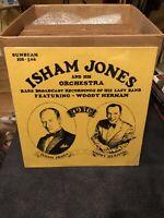 Jones, IshamRare Broadcast Recordings Of His Last Band Sunbeam HB 30 - SEALED