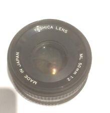 YASHICA ML 50 mm 1:2