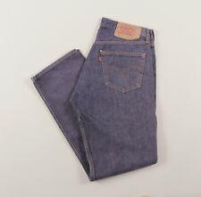 Vintage LEVI'S 501 Blue Regular Straight Mens Jeans 34W 32L 34/32 /J23035