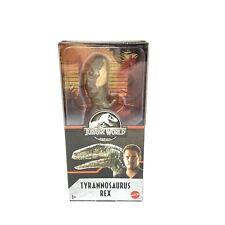 "Jurassic World Tyrannosaurus Rex By Mattell 6"" Figure NEW"