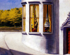 Hopper Edward August In The City Print 11 x 14  #3758