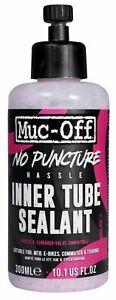 New Muc-Off No Puncture Hassle Inner Tube Sealant 300ml – MTB & Road Bike