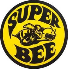 Dodge Super Bee Logo Decal Vinyl Sticker Diecut 4 Stickers