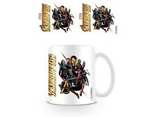 Mug / Tasse - Marvel - Avengers Infinity War - Ready for Action - Pyramid Intern