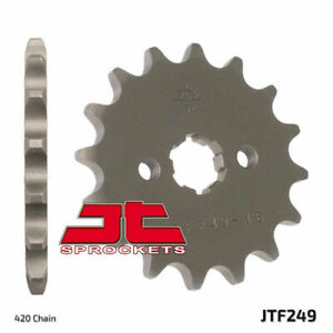 NEW FRONT SPROCKET SET - 13 & 14 TOOTH HONDA GROM 125 / KAWASAKI KLX110 KLX110L