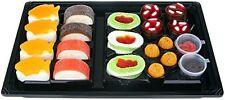 Raindrops Candy Gummy Candy Gummi Sushi Bento Box designer candy buffet 9.25 oz