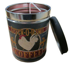 Grandma's Kitchen Scented 13 oz Tin Candle w Coffee Label Our Own Candle Company