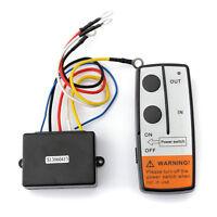12V Télécommande Treuil Sans Fil Contrôle à Distance Controleur pour Camion Quad