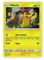 Pokemon TCG Gx Box, Pikachu Sm234 Holo Promo NM-M