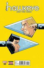All New Hawkeye # 5 Regular Cover NM Marvel