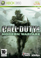 Xbox 360 Call of Duty 4: Modern Warfare -MINT Super Fast Delivery