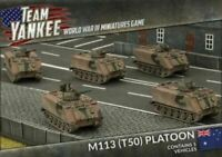 Flames of War Team Yankee: Australian: M113 (T50) Platoon (TABX02)