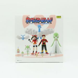 Box Full Set Pokemon 1/20 Hoenn Scale World Figures Vol.2 BANDAI