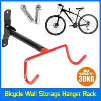 6Pcs Bicycle Bike Cycling Wall Mount Hook Hanger Garage Storage Holder Rack U5F5