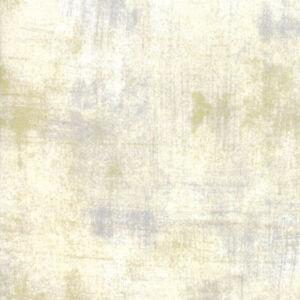 Grunge Metallic Creme SKU 30150 270M Gold on Cream Moda Quilting Cotton Fabric