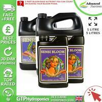 Advanced Nutrients Sensi Bloom A&B 4L - Plant Flowering A+B Nutrient - 4 Litre