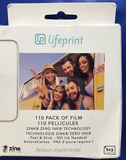 Lifeprint Film 110 Pack For Lifeprint Augmented Reality Photo & Video Printer