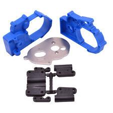RPM HYBRID GEARBOX HOUSING & REAR MOUNTS (BLUE) - TRAXXAS 2WD RPM73615