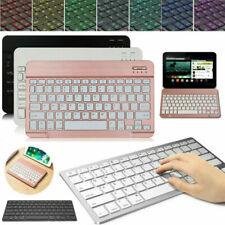 US Slim Wireless Keyboard For Samsung Galaxy Tab A 10.1 SM-T510 T515 2019 Tablet