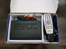 DREAMBOX DM 500-S ETHERNET COMMUNICATION PORT DIGITAL LINUX SetTopBox