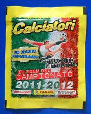 BUSTINA SPECIALE FIGURINE CALCIATORI PANINI 2011-12 - V1-V8 - LA CORSA D'INVERNO